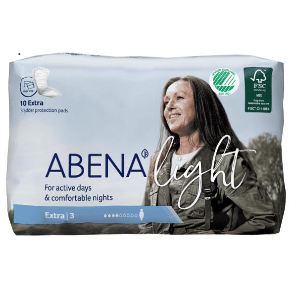 Abena Light Extra 10 stuks