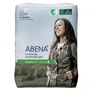 Abena Light Mini Plus 16 stuks