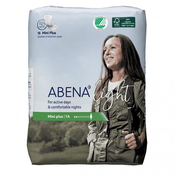 Abena Light Mini Plus 16 stuks