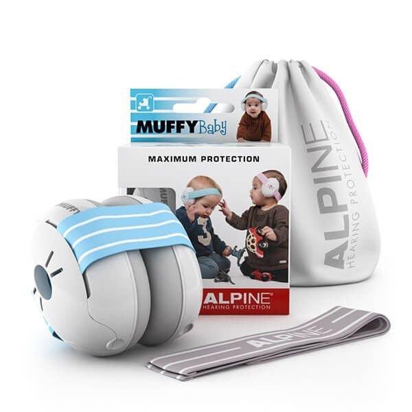 Alpine Muffy Baby Oorkappen-Roze
