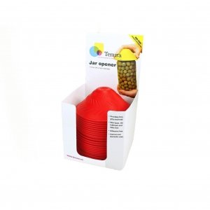 Antislip Potopener - Display 25 stuks - Rood