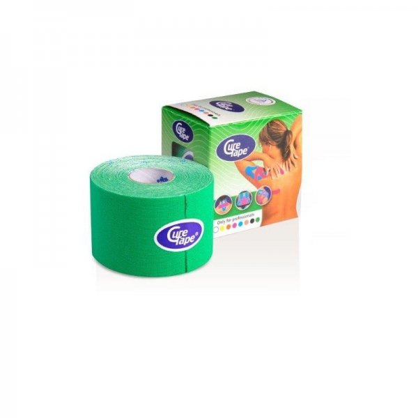 CureTape Groen 5 cm x 5 m