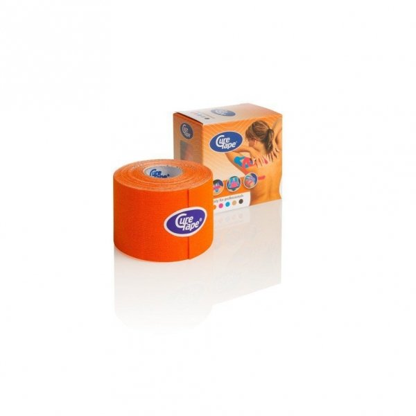 CureTape Oranje 5 cm x 5 m