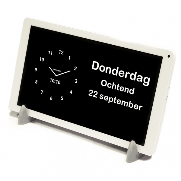 DayClock Plus 10 - Kalenderklok