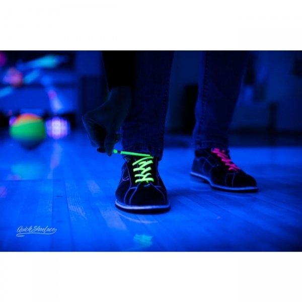 Quickshoelaces Neon - Geel