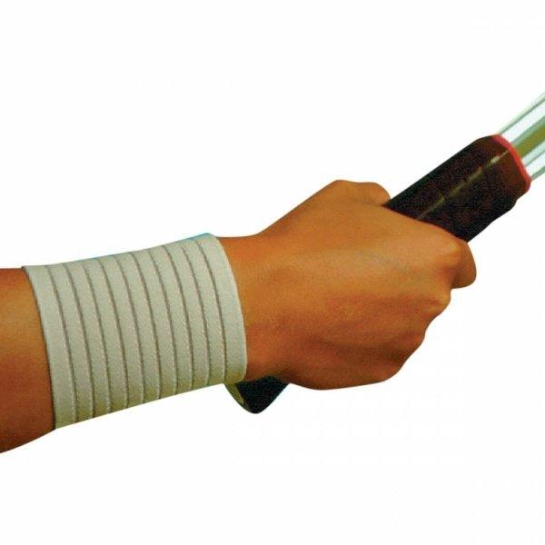 Elastische bandage-pols