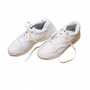 Elastische schoenveters Sport Wit