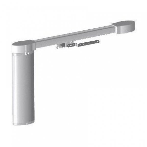 Elektrische Gordijnrails - 450 cm