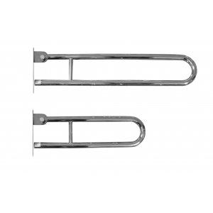 Etac Safe Wandbeugel RVS neerklapbaar 85 cm
