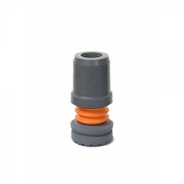 Flexyfoot Stokdop - Grijs - 22mm