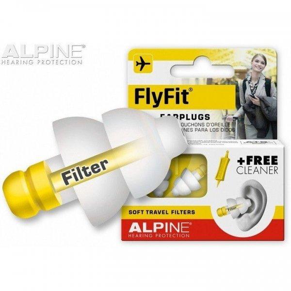 FlyFit Oordopjes-FlyFit 1 doosje