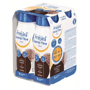 Frebini Energy Vezel Drink - Chocolade - 4x200ml