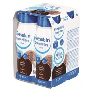 Fresenius Fresubin Energy Vezel Drink - Chocolade - 4x200ml