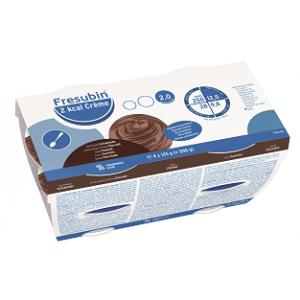 Fresubin 2kcal Creme - Chocolade - 4x125gr