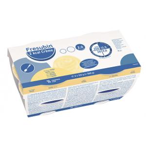 Fresubin 2kcal Creme - Vanille - 4x125gr