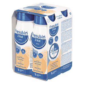 Fresubin 2kcal Drink - Abrikoos/Perzik - 4x200ml