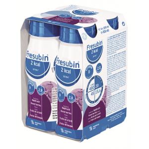 Fresubin 2kcal Drink - Bosvrucht - 4x200ml