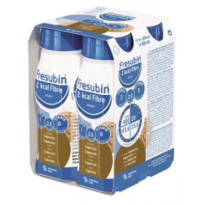 Fresubin 2kcal Vezel Drink - Cappuccino - 4x200ml