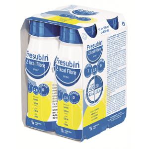 Fresubin 2kcal Vezel Drink - Citroen - 4x200 ml