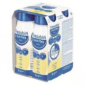 Fresubin 2kcal Vezel Drink - Vanille - 4x200ml