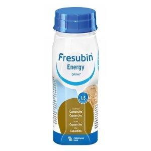 Fresubin Energy Drink - Cappuccino - 4x200ml
