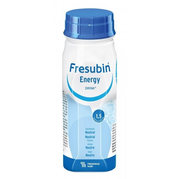 Fresubin Energy Drink - Neutraal - 4x200ml