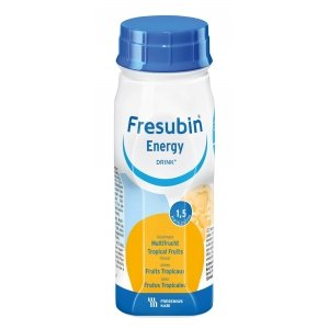 Fresubin Energy Drink - Tropisch fruit - 4x200ml