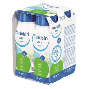 Fresubin Jucy Drink - Appel - 4x200ml