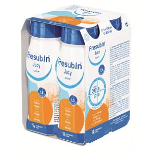 Fresubin Jucy Drink - Sinaasappel - 4x200ml