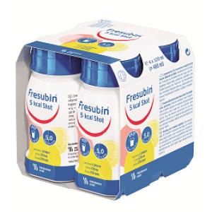 Fresubin Shot Drink - Citroen - 4x120ml