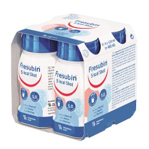 Fresubin Shot Drink - Neutraal - 4x120ml