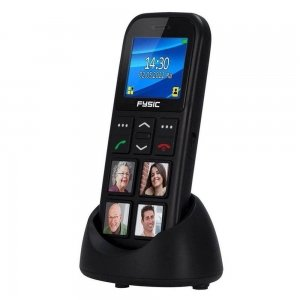 Fysic FM-50 GSM met GPS en Fototoetsen