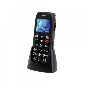 Fysic FM-7500 Senioren Mobiele Telefoon - Zwart