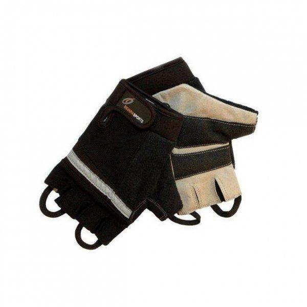 Handschoen Revara Sports-Zwart S