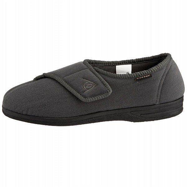 Dunlop Pantoffels Heren Arthur - Grijs