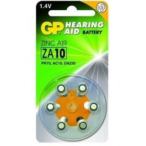 Hoorapparaat Batterijen ZA10