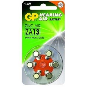 Hoorapparaat Batterijen ZA13