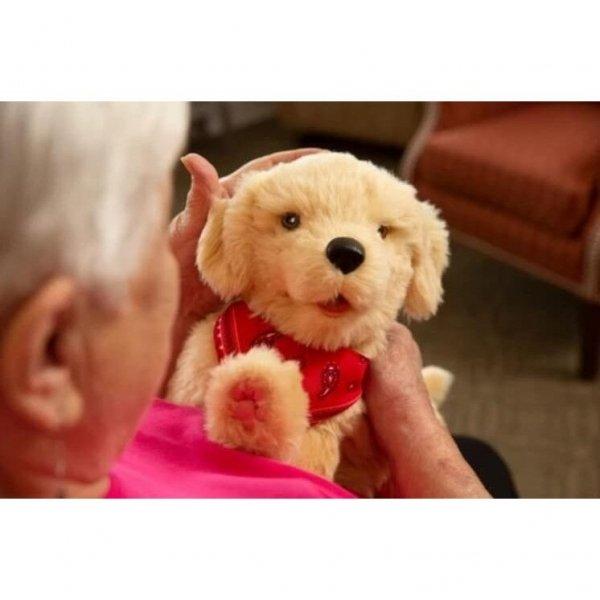 Interactieve Robot Hond voor Dementie