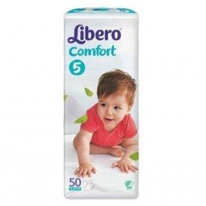Libero Comfort 5 - 50 stuks - 10 tot 16 kg