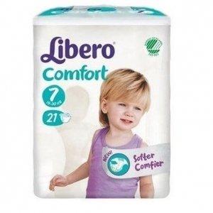 Libero Comfort 7 - 42 stuks - 15 tot 30 kg