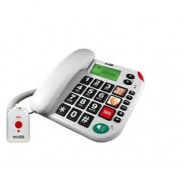 Maxcom KXT 481 Senioren Huistelefoon met SOS Knop