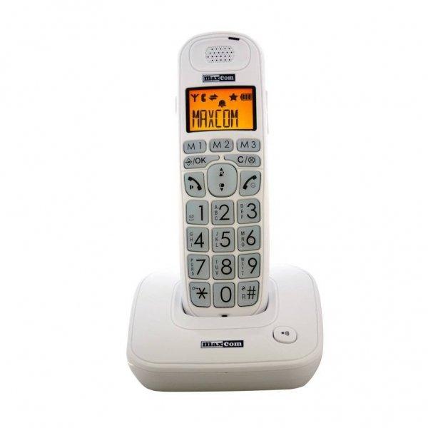Maxcom MC 6800 DECT Senioren Huistelefoon-Wit