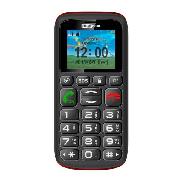 Maxcom MM 428 Senioren Mobiel