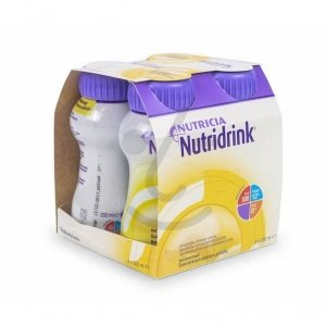 Nutridrink Banaan 4x200ml