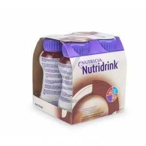 Nutridrink Chocolade 4x200ml