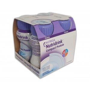 Nutridrink Compact Protein Neutraal 4x125ml
