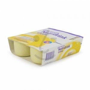 Nutridrink Creme Banaan 4x125gr