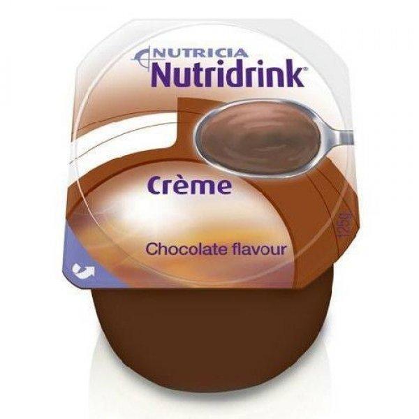 Nutridrink Creme Chocolade 4x125gr