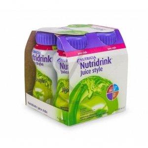 Nutridrink Juice Style Appel 4x200ml