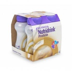 Nutridrink Protein Mokka 4x200ml